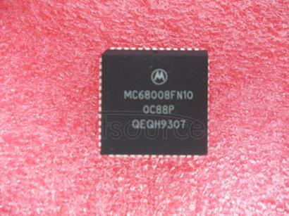 MC68008FN10