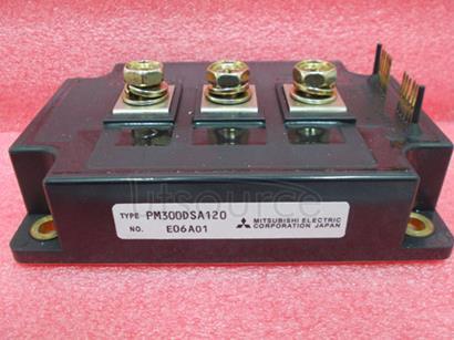 PM300DSA120 USING   INTELLIGENT   POWER   MODULES