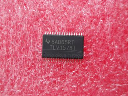 TLV1578IDA 2.7 V TO 5.5 V, 1-/8-CHANNEL, 10-BIT, PARALLEL ANALOG-TO-DIGITAL CONVERTERS