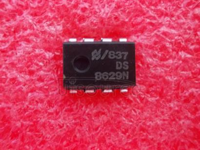 DS8629N Prescaler/Frequency Divider
