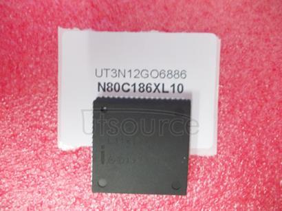 N80C186XL10 16-BIT HIGH-INTEGRATION EMBEDDED PROCESSOR
