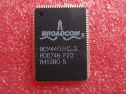 BCM4401KQLG SENTRY  5  PRODUCT   LINE:   BCM5364/BCM5364P   SECURED   SWITCH   PROCESSORS