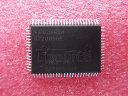 UPD72068GF HUB CONTROLLER FOR UNIVERSAL SERIAL BUS