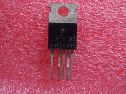 KA5H0265RC Fairchild Power SwitchFPS