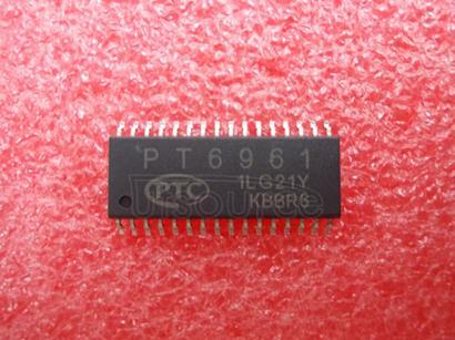 PT6961 LED   Driver  IC