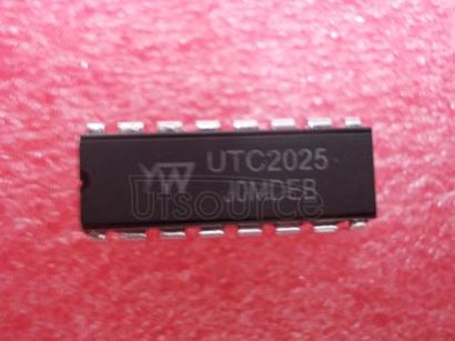 UTC2025 Stereo Audio Amplifier