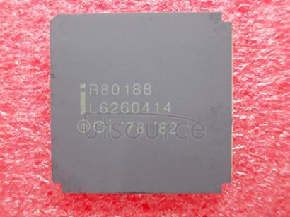 R80188 High Integration 8-Bit Microprocessor