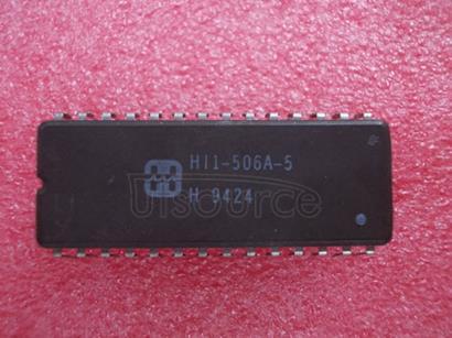 HI1-506A-5 16-Channel Analog Multiplexer