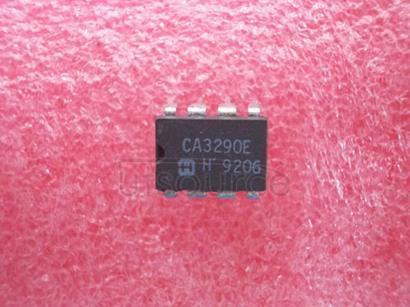CA3290E BiMOS Dual Voltage Comparators with MOSFET Input, Bipolar Output