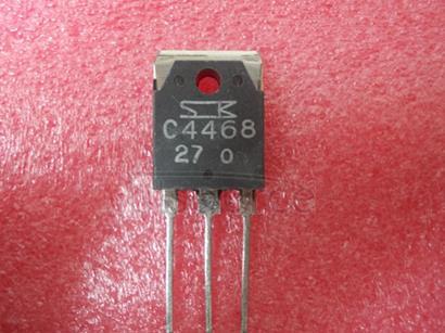 2SC4468 Silicon NPN Triple Diffused Planar TransistorNPN