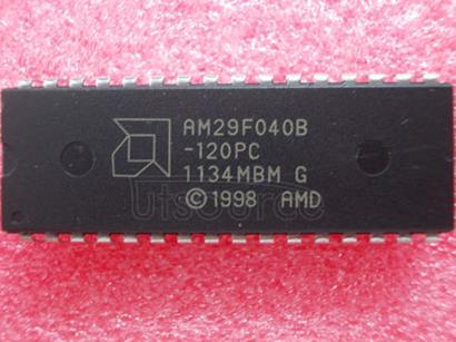 AM29F040B-120PC