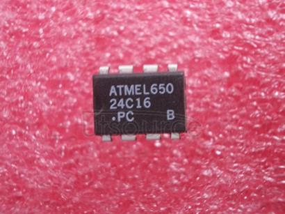 24C16 16 Kbit Serial I2C Bus EEPROM with User-Defined Block Write Protection