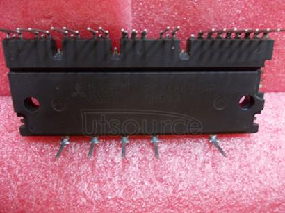 PS21869-AP 600V/50A CSTBT inverter bridge for three phase DC-to-AC power conversion