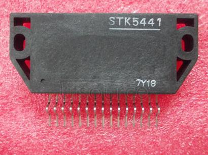 Stk5441 integrated