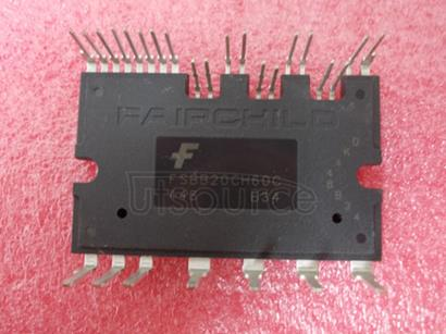 FSBB20CH60C Smart   Power   Module
