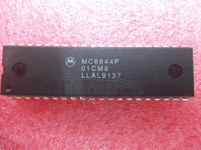 MC6844P Direct Memory Access Controller