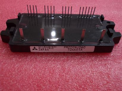 PM20CNJ060 INTELLIGENT POWER MODULES FLAT-BASE TYPE INSULATED PACKAGE