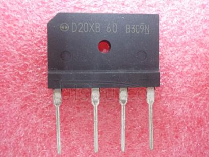 D20XB60 General Purpose Rectifiers600V 20A