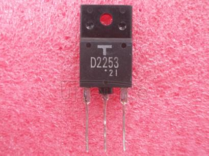 D2253 METAL GATE RF SILICON FET