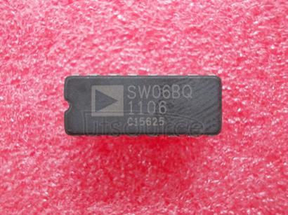 SW06BQ Quad SPST JFET Analog Switch