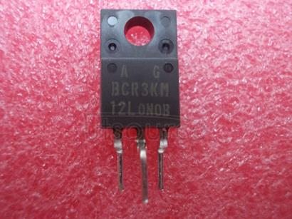 BCR3KM-12L LOW POWER USE INSULATED TYPE, PLANAR PASSIVATION TYPE