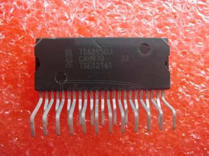 TDA8950J 2 X  150  W  class-D   power   amplifier