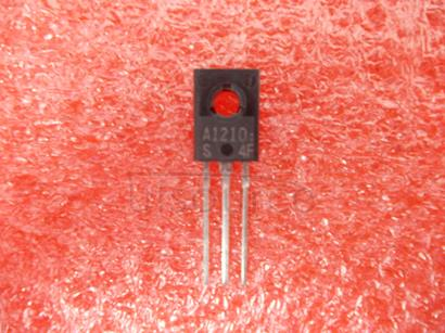 2SA1210 HIGH   VOLTAGE   SWITCHING,  AF  150W   PREDRIVER   APPLICATIONS