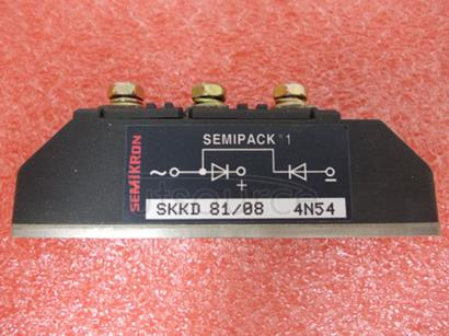 SKKD81-08 Rectifier   Diode   Modules