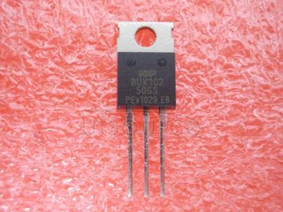 BUK102-50GS PowerMOS transistor TOPFETMOSTOPFET