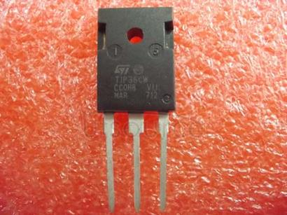 TIP36CW Complementary   Silicon   High   Power   Transistors