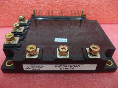 PM75RSD060 Intellimod⑩ Module Three Phase Brake IGBT Inverter Output 75 Amperes/600 Volts