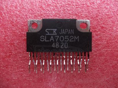 SLA7052M UNIPOLAR STEPPER-MOTOR TRANSLATOR/PWM DRIVER