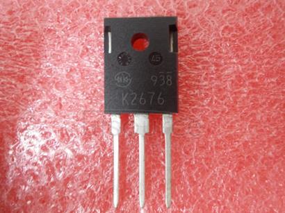 2SK2676 HVX-2 Series Power MOSFET900V 10A