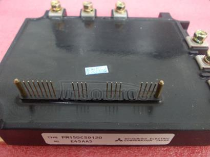 PM150CSD120 Intellimod⑩ Module Three Phase IGBT Inverter Output 150 Amperes/1200 Volts