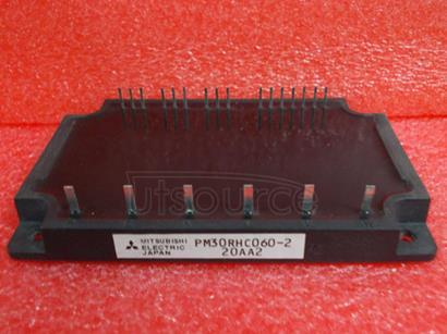 PM30RHC060-2 TRANSISTOR   IGBT POWER MODULE   3-PH BRIDGE   600V VBRCES   30A IC