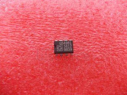 GS4981 Aluminum Electrolytic Radial Leaded Bi-Polar Capacitor<br/> Capacitance: 2200uF<br/> Voltage: 6.3V<br/> Case Size: 12.5x25 mm<br/> Packaging: Bulk