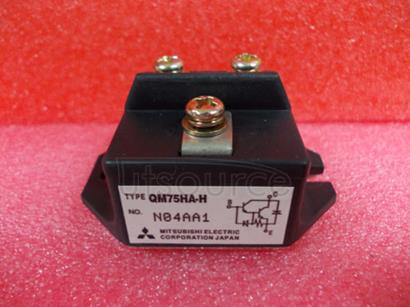 QM75HA-H HIGH POWER SWITCHING USE INSULATED TYPE
