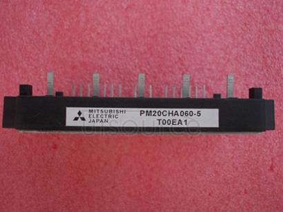 PM20CHA060-5 INTELLIGENT   POWER   MODULES   FLAT-BASE   TYPE   INSULATED   PACKAGE