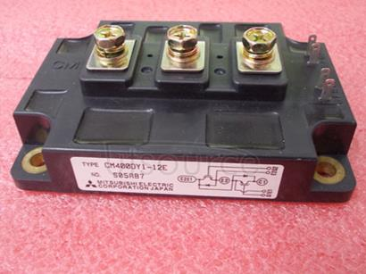 CM400DY1-12E High Frequency Dual IGBTMOD⑩ 400 Amperes/600 Volts
