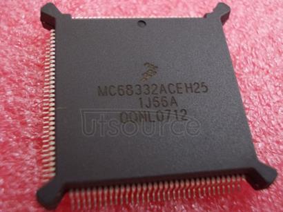 MC68332ACEH25 32-Bit   Modular   Microcontroller