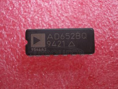 AD652BQ Monolithic Synchronous Voltage-to-Frequency Converter