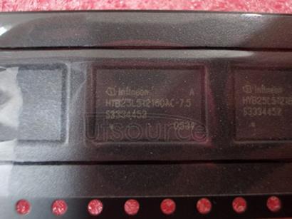 HYB25L512160AC-7.5 BJAWBMSpecialty   DRAMs   Mobile-RAM