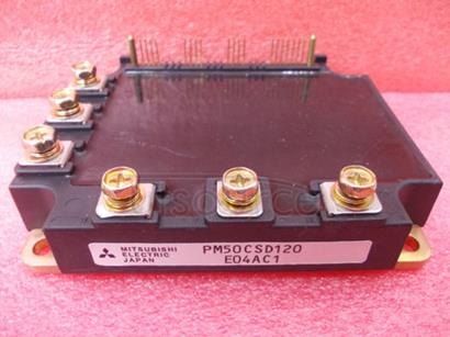 PM50CSD120 Intellimod⑩ Module Three Phase IGBT Inverter Output 50 Amperes/1200 Volts