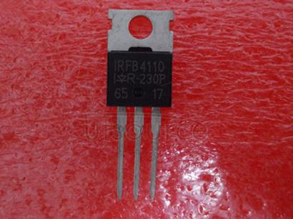IRFB4110 Power MOSFETVdss=150V, Rdsonmax=0.045ohm, Id=41A