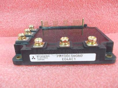 PM100CSD060 Intellimod⑩ Module Three Phase IGBT Inverter Output 100 Amperes/600 Volts