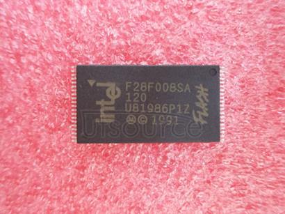 F28F008SA-120 8-MBIT 1-MBIT x 8 FlashFileTM MEMORY