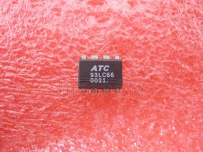 93LC66 4K 2.0V CMOS Serial EEPROM4K,2.0V,,EEPROM