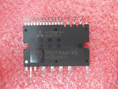 PS21964-4S 600V/15A low-loss 5th generation IGBT inverter bridge for three phase DC-to-AC power conversion