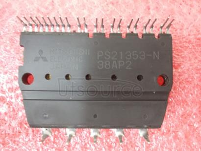 PS21353-N 600V/10A low-loss 4th generation planar IGBT inverter bridge for 3 phase DC-to-AC power conversion.