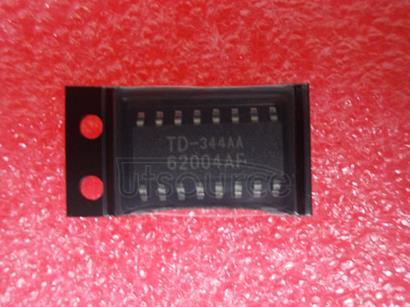TD62004AF TOSHIBA SMD INTEGRATED CIRCUIT SOP-16